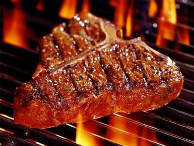 big juicy steaksight veggie folk